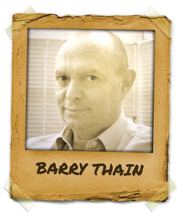 Barry Thain - Mentor in Hypnosis