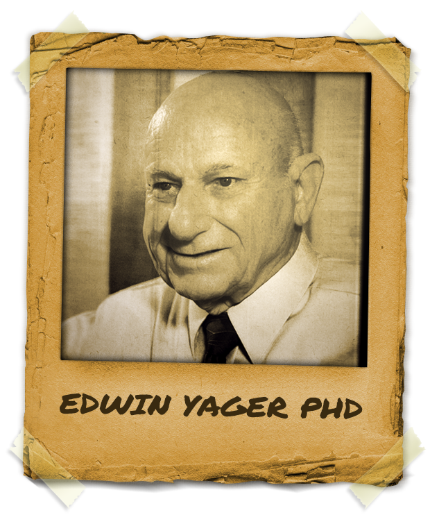 Edwin Yager - Mentor in Hypnosis
