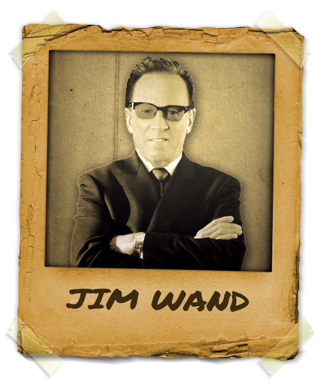 Jim Wand - Mentor in Hypnosis