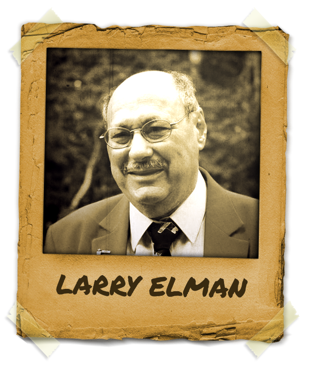 Larry Elman - Mentor in Hypnosis