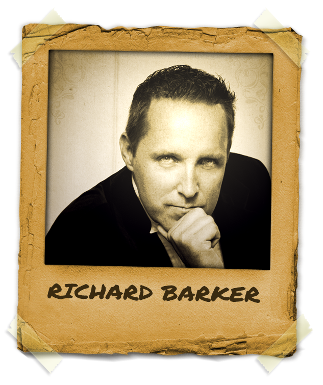 Richard Barker - Mentor in Hypnosis