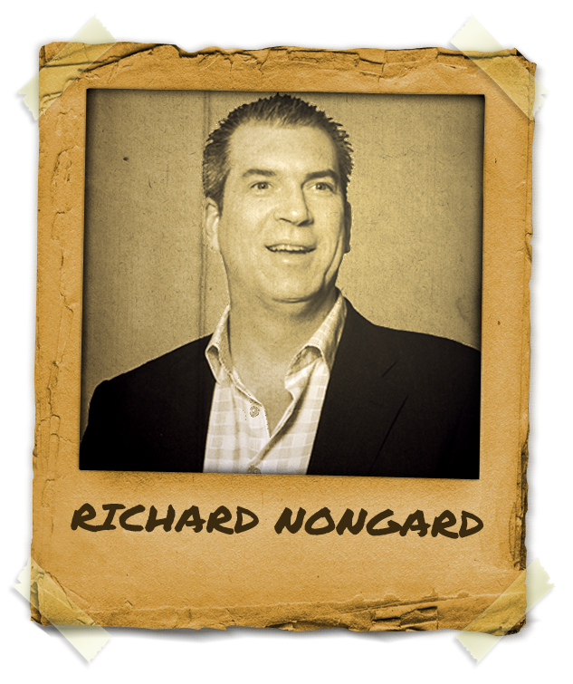 Richard K. Nongard - Mentor in Hypnosis