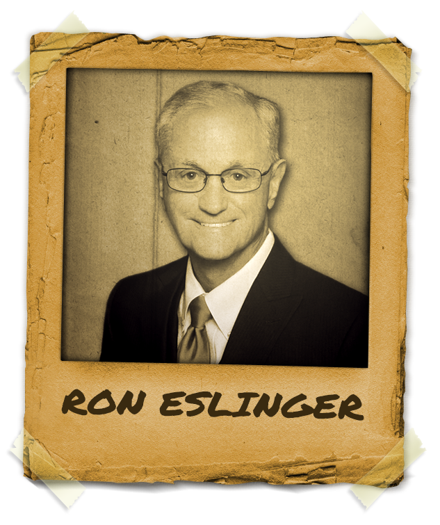 Ron Eslinger - Mentor in Hypnosis
