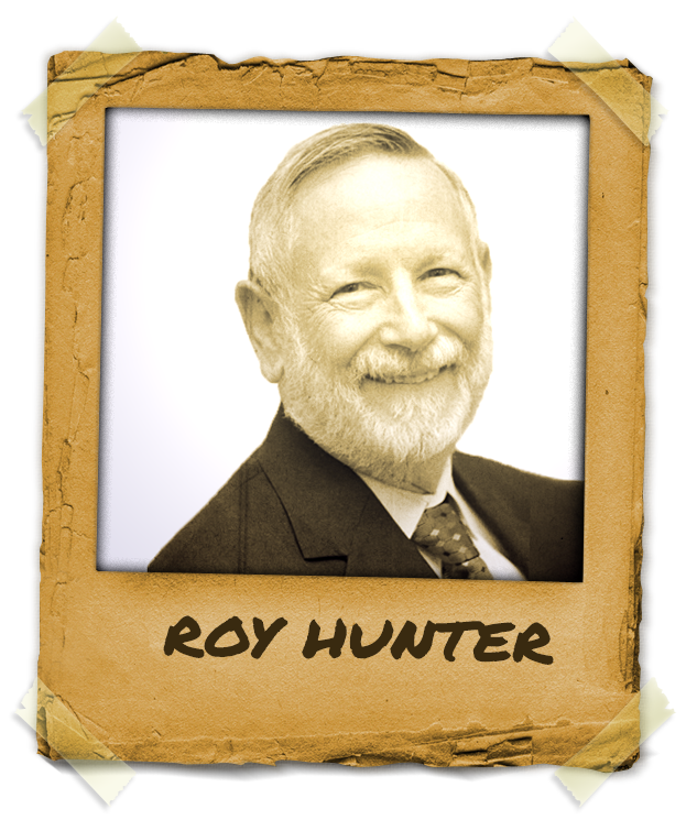 Roy Hunter - Mentor in Hypnosis