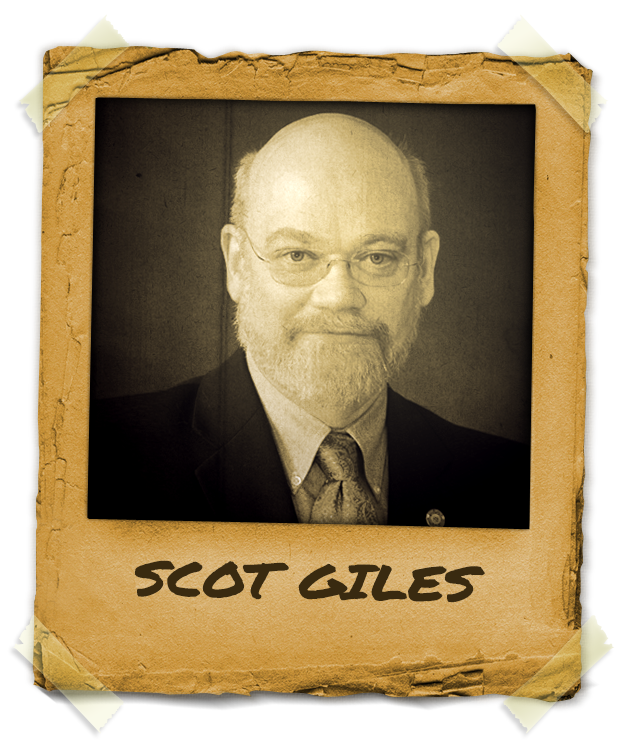 Scot Giles - Mentor in Hypnosis