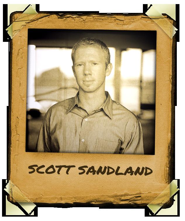 Scott Sandland - Mentor in Hypnosis