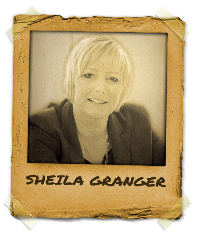 Sheila Granger - 'The only place success comes before work is in the dictionary'