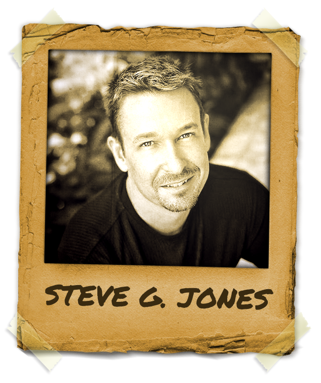 Steve G. Jones - Mentor in Hypnosis