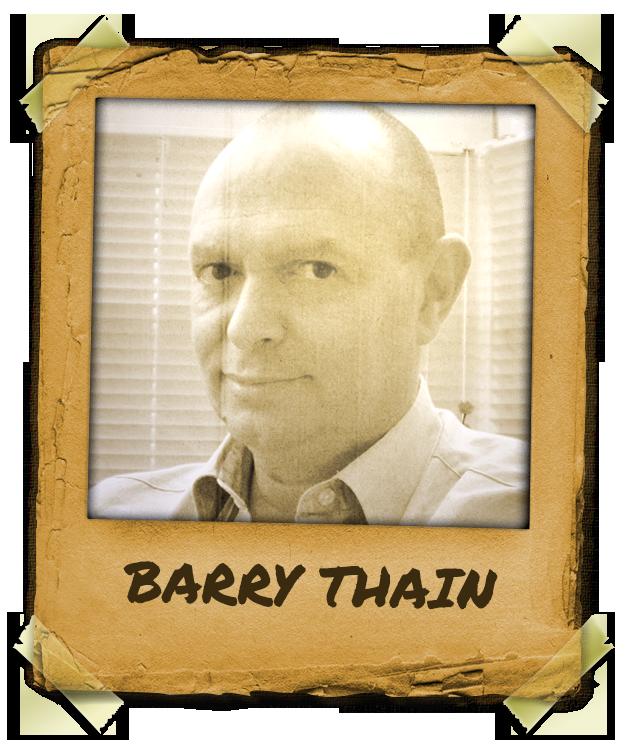 Barry Thain -